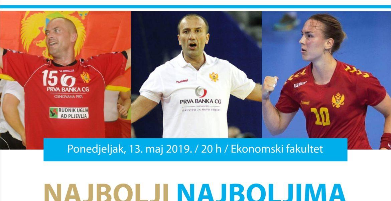 Dragan Adžić, Petar Kapisoda i Tanja Brnović gosti Ekomen tribine